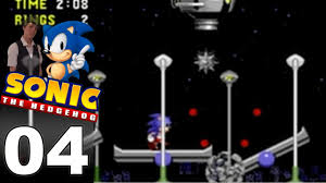 Sonic Light Commentary Star Light Zone Scrap Brain Zone Sonic The Hedgehog 1 No Commentary Part 4