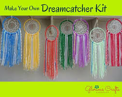 Make Your Own Dream Catchers Dream catcher kit Etsy 100