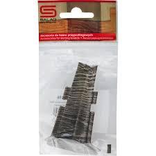 <b>Угол внутренний Salag</b> 80 мм дуб паленый купить в интернет ...