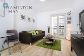 Living Room And Bedroom Sunny One Bedroom Apartment With A Spacious Living Room And