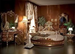 italian furniture. elegant italian furniture bed room in round shape top and best
