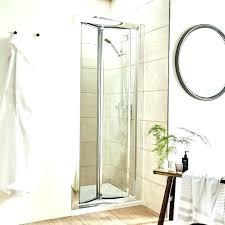 bi fold frameless glass shower doors exciting glass shower door folding glass shower bi fold frameless