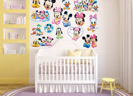 16 baby minnie mouse wall decor cute mickey minnie mouse