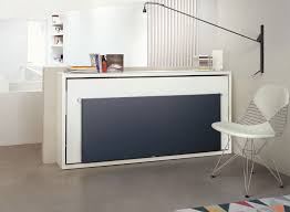 the poppi desk is a space saving wall bed that features a fold down desk the poppi desk is available in a twin size 90 or an an interate size wall