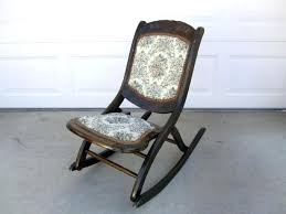vintage rocking chairs for brilliant platform chair types of with wood identify antique interesting your