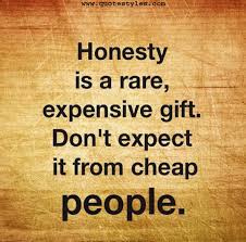 Honesty Is A RareInspirational Quotes QUOTESTYLES Mesmerizing Honesty Quotes Images Download