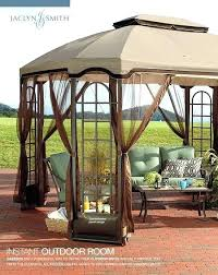 essential garden gazebo. Essential Garden Mission Creek 10x12 Hardtop Gazebo Pergola Ideas .