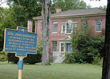 「General Benedict Arnold house」の画像検索結果