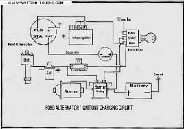 1966 mustang charge circuit wiring diagram for you • ford electronic voltage regulator ford truck enthusiasts 1970 mustang 1965 mustang