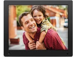 nix advance 15 inch hi res digital photo frame with motion sensor 8