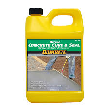 quikrete cure and seal 128fl oz acrylic masonry sealer for concrete basement sealer lowes i68