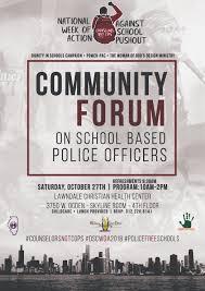 Event Flier National Event Flier Dignity In Schools