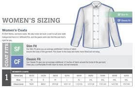 Chef Works Pants Size Chart Buying A Chefs Jacket Nisbets Guides