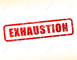 Image result for free pics of exhaustion