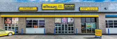 brite glass reno office