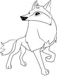 Coloriage Loup Image De Loup A Imprimer Dessins Colorier Coloriage