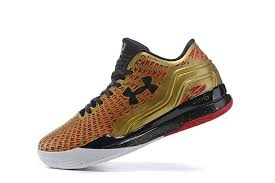 under armour basketball shoes low. online shop men\u0027s ua stephen curry two low gold/red under armour basketball shoes cheap sale u
