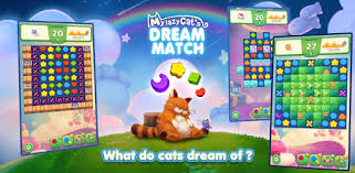 <b>Lazy Cat</b> Dream Match - Happy & Cozy Matching Games - Apps on ...