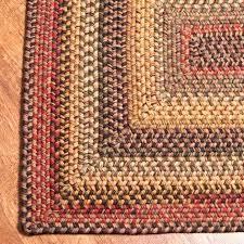 wool braided rugs rectangular wool braided rugs in handmade wool braided rugs for