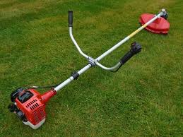 Image result for strimming grass