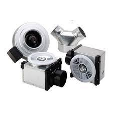 cfm bathroom fan. Fantech PB 270l7-2 270 CFM Dual Grille Bath Fan 7w Dimmable LED Lights Uses 4\ Cfm Bathroom