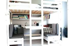 bunk bed office underneath. Loft Beds With Desk Underneath Bunk Bed Good . Office
