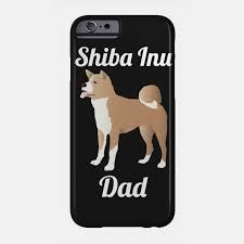 shiba inu gift shiba inu shirt for dad phone case