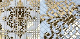 Small Picture Crystal glass tiles puzzle tile mosaic tile mirror sheets pattern