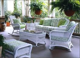 white outdoor furniture. Elegant Wicker Patio Furniture And White Idea 23 No Cushions . Outdoor