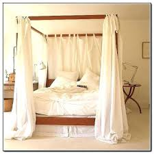 Bed Four Poster Frame Cool Headboards Ikea Edland – crowdmedia