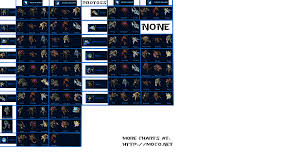 Starcraft 2 Charts Starcraft 2 Printable Unit Counter Sheet