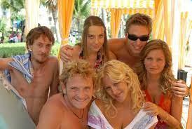 Offizielle Bilder (scen/2) - Matrimonio alle Bahamas - Alle Informationen  zum Film auf CineImage