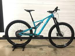 Stumpjumper 2019 Size Chart Demo Specialized Stumpjumper Fsr Comp 29 For Sale At Bicycle