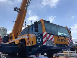 Demag Ac200 Demag Ac200 Crane Chart And Specifications