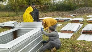 Tameka Sims Designs the South Jackson Community Garden | Knowlton School