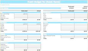 Free Wedding Budget Template Fresh Excel Images Lovely