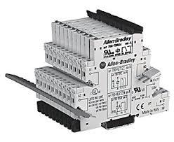 terminal block relays