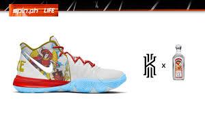 Kyrie 5 Custom Design Nike Kyrie 5 Pinoy Collaborations