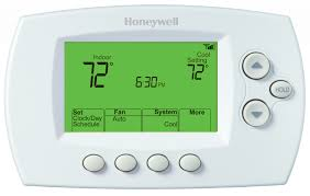 wi fi 7 day programmable thermostat (rth6580wf) honeywell Honeywell Digital Thermostat Wiring Honeywell Digital Thermostat Wiring #60 honeywell digital thermostat wiring diagram