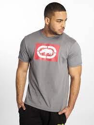 Ecko Unltd. T-Shirt Base in grey - WOODMINT