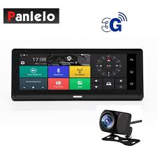 2019 <b>Panlelo</b> 784 Car GPS Navigation On Dash Camera DVR 7.84 ...