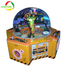 Game Vending Machines Interesting China Coin Operated Sweet Frenzy 48 Candy House Arcade Game Gift