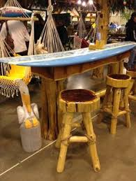 surfboard furniture. subtle surfboard for the bar minus tiki flare my dream home pinterest surfboards and furniture r