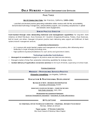 Certified Resume Writer | Example Template
