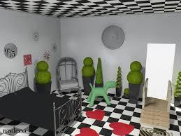 Captivating Alice Wonderland Room Decor