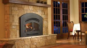 increase the efficiency of your existing fireplace or convert a wood burning fireplace to gas you may want to consider having a gas insert installed