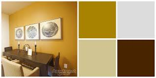 Yellow Color Schemes For Living Room 8 Easy Breezy Earth Tone Palettes For Your Apartment