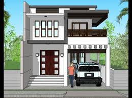 Small Picture Modern House Plans India Small Houses 3D Elevations and rendered