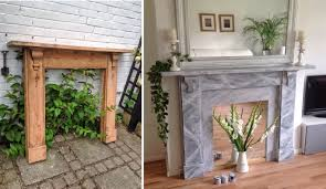 the top prize this month of 250 went to lorna llewellyn who renovated her pine fireplace using rust oleum chalky finish furniture paint in chalk white and