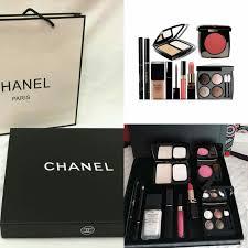 chanel palette 9in1 make up kit